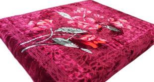 فروش پتو گل برجسته