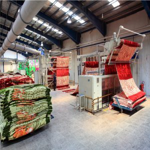 تولید انواع پتو ایرانی